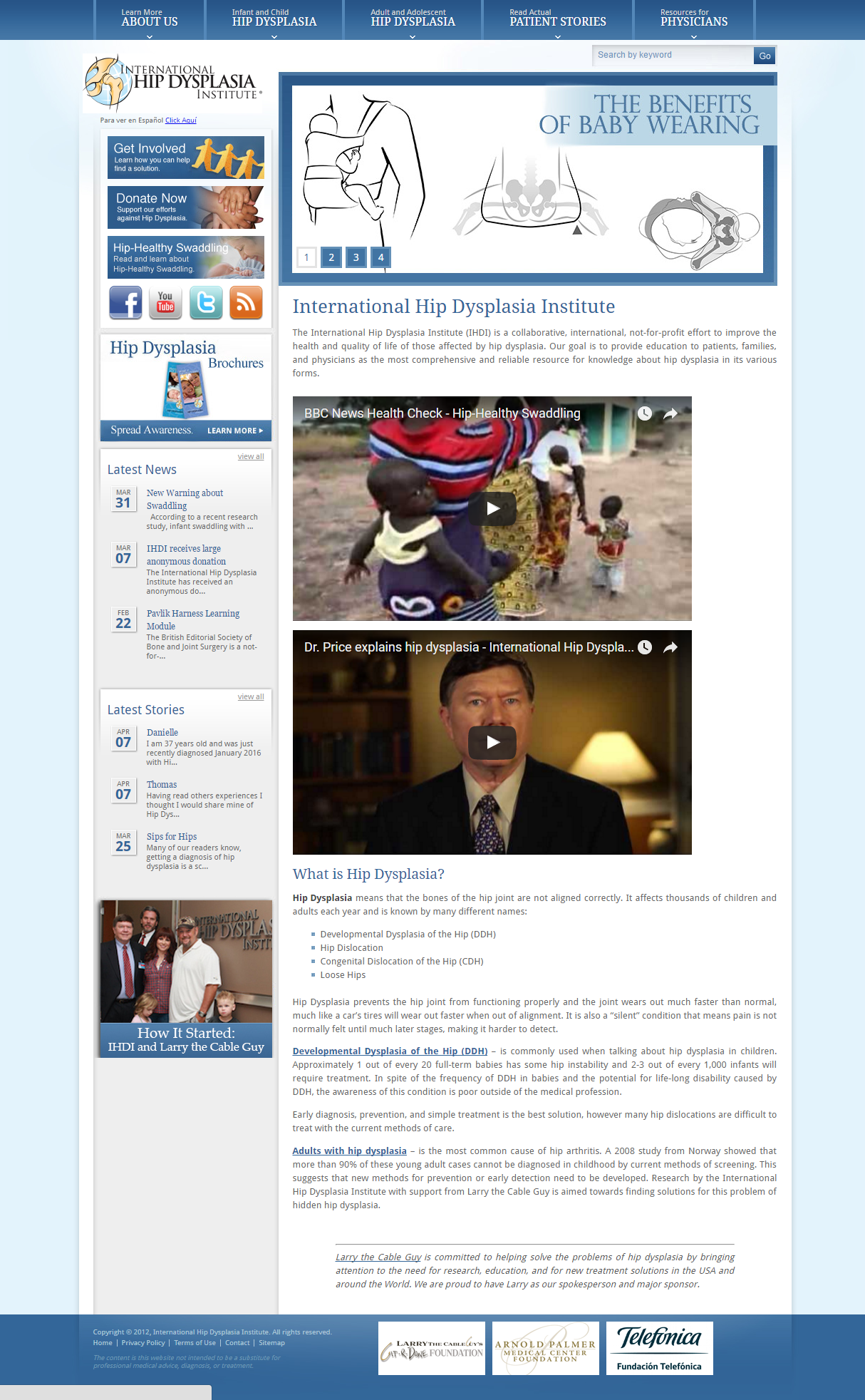 International Hip Dysplasia Institute (IHDI)